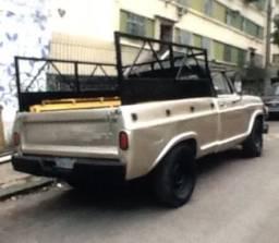 Vendo caminhonete pick up Chevrolet C10 1980