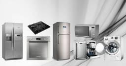 Manutenção maquina de lavar,geladeira,liquidificadores,micro ondas,tanquinho