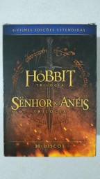 SUPER BOX - O Hobbit e O Senhor dos Anéis