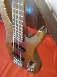 Baixo luthier jazz bass