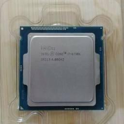 Processador i7 4790k 4.4ghz automático