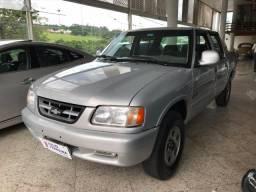 Chevrolet S10 2.2 CD Gasolina/Gás Prata - 1998