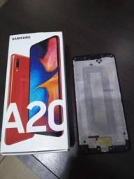 Samsung A20 _ para retirada de peças