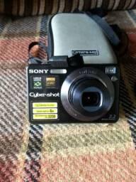 Câmera Digital Sony Cybershot 7.2 Megapixels Dsc W110