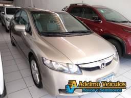 CIVIC 2009/2009 1.8 LXS 16V FLEX 4P AUTOMÁTICO - 2009