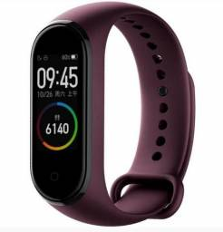 SmartWatch Xiaomi Mi Band 4 - Bluetooth - Azul/Roxo