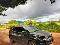 Jeep Compass Com teto solar panorâmico 4×4 - 2017