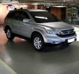 HONDA CRV LX 2011 Prata 4x2 - 2011