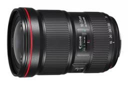 Lente Canon 16-35mm f4