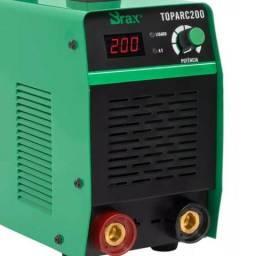 Máquina De Solda Inversora Eletrodo - TopArc 200 - Bivolt - 200a - BRAX