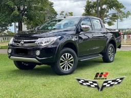 Mitsubishi L200 Triton Sport HPE-s - 190cv - Diesel - 2018/2018- Preta - Pronta Entrega! - 2018