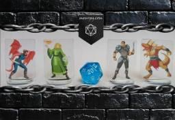 50 Miniaturas de RPG por R$49,99