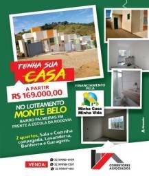 Casas e apto em Ubá MG faz financiamento pela Caixa Econômica Federal