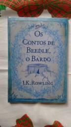 Os Contos De Beedle, O Bardo, J.k. Rowling