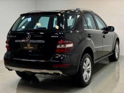 Mercedes ml 320 sport diesel top + teto 2009. léo careta veículos