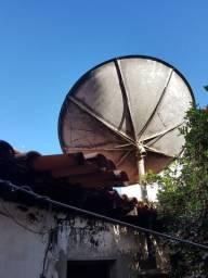 Antena Parabolica de Fibra