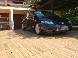 Civic Si 2007 Turbo.