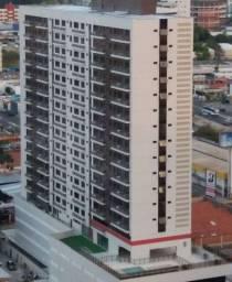 Apartamento tipo Flat, área de lazer completa, localização privilegiada!