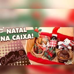 Natal na caixa