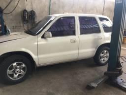 Sportage diesel 2002 R$: 25.000 mil
