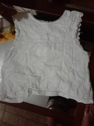 Blusa Cropped M