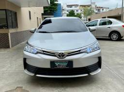 Toyota Corolla 2018 Entrada 10mil+48×1.450 fixas