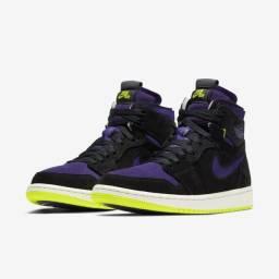 Air Jordan 1 High Plum Purple