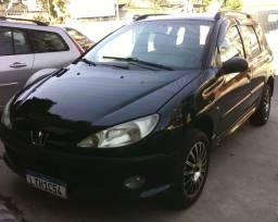Peugeot Sw = 2007 + Gnv=Ac.Trocas