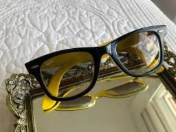 Óculos ray ban 2140 wayfarer
