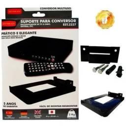 Título do anúncio: Suporte para conversor, DVD, VHS, antena