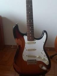 Guitarra Giannini anos 90 customizada