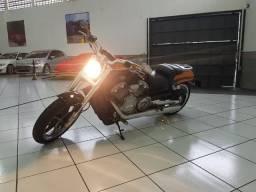 Harley Davidson V-rod Só 13800 Kms Escape Vance Hines 2014