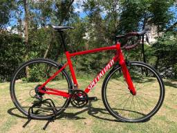 Bicicleta Specialized Allez 2020 Claris 16 vel - Seminova