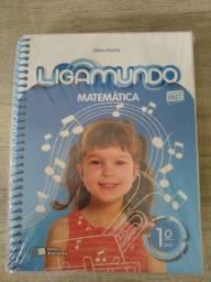Livro ligamundo matemática 1 ano