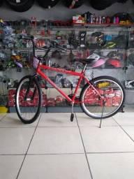 Bike seminova, completamente reformada!!