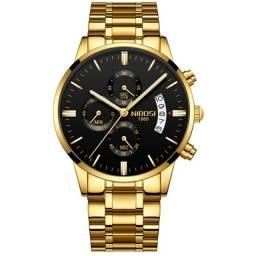 Relógio Nibosi presente dia dos Namorados