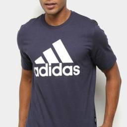 2 Camisetas Lacradas Adidas College Originals Masculina