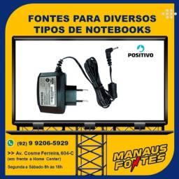 Carregador do Notebook Positivo com Garantia