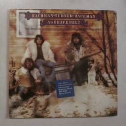 Lp Bto Bachman Turner Overdrive 1972 As Brave Belt, disco de vinil Importado USA