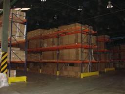 Porta pallet para armazenagem