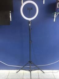 RING FILL LIGHT com suporte para celular 2M de altura 10 polegadas RENUXx