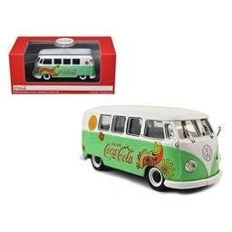 Miniatura Kombi coca cola colecionador