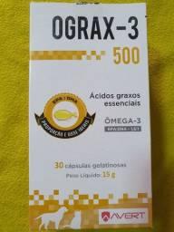 Capsulas de omega Ograx - 3