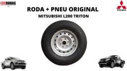 Roda Ferro Step Ou Unidade Mitsubishi L200 Triton Original