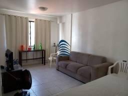 Costa Azul ,Edifício Marlene 2 Quartos com 1 suíte 87m² Dependência de empregada