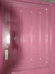Tampa da gaveta de legumes geladeira Eletrolux dc51x