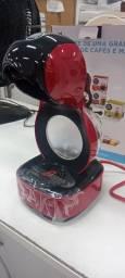 Vendo cafeteira Dolce Gusto Lumio DGL6 Vermelha 110V