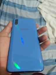 Samsung A70 SÓ HOJE PRA VENDE LOGO