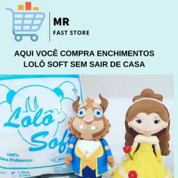 Fibra Siliconada para Enchimento (3kg) almofadas/travesseiros