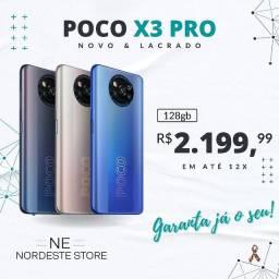 POCO X3 PRO LACRADO